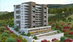 Outstanding Trabzon Apartments Close To The Sea - Apartment architectural design