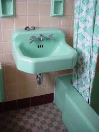 Teal Green Bathroom I Miss My Green Bathroom Fixtures It Would Never Stop Me From