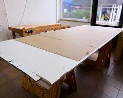 Schreibtisch Lang Und Schmal Werkstatterweiterung U2013 Teil 3 Der Unterbau Für Den Schreibtisch