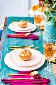 a thanksgiving table setting u2013 spice at home
