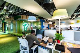 Dublin Google Office by Google Workplace Nick Riley My Perspective My Life Of Riley U2026