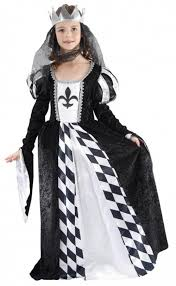 girls chess queen costume u0027s world book day fancy dress