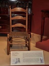 DeWitt Wallace Museum Side Chair Picture of DeWitt Wallace