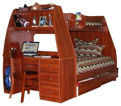 Desk Storage Drawers The Advantages Of Twin Loft Bed With Desk And Storage Homesfeed