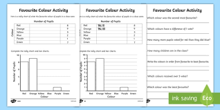 ks2 tally charts handling data maths numeracy ks2 page 1