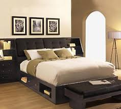 modern headboard with storage simple home architecture design