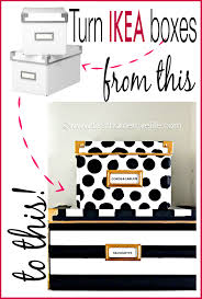 kate spade inspired storage boxes storage boxes storage and box