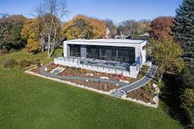 Home Sleek Home Designs A Sleek Contemporary Home In Highland Park Illinois