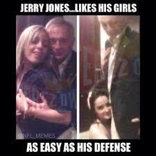 Jerry Jones Memes - karl on twitter hilarious meme of jerry jones and the new