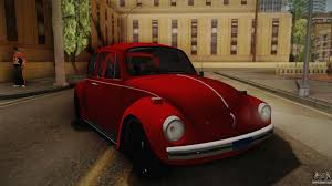 volkswagen buggy volkswagen beetle for gta san andreas