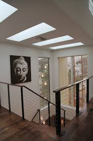 Hanging Stairs Design Hanging Stairs Staircase Modern With High Ceiling Contemporary