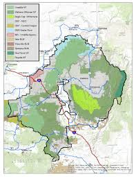 Oregon Forest Fires Map by Fire Restrictions Blue Mountain Interagency Dispatch Center