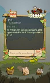 sms popup apk go sms pro nturkey popup thx 1 4 apk for android aptoide