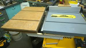 dewalt table saw enhancements 4 steps with pictures