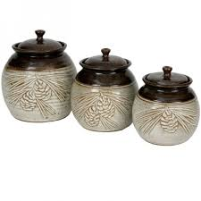 rustic kitchen canister sets stunning kitchen canister sets home interior plans ideas