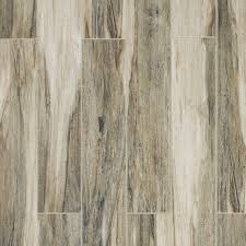 floor and decore wood look tile floor and decor ronne gris ceramic tile 8in x 24in