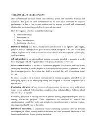 Agency Nurse Job Description Types Of Staff Development