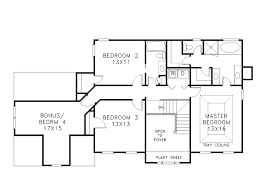 2 house blueprints modern two house plans second floor four bedrooms