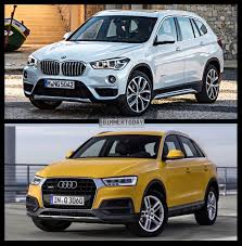 lexus nx200t vs bmw x1 new bmw x1 vs audi q3