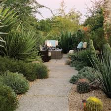 southwest backyard ideas sunset
