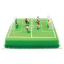 football cake morrisons pme football cake topper set 9 product information