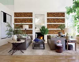 Fireplace Ideas And Fireplace Designs Photos Architectural Digest - Living rooms with fireplaces design ideas