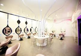 glamour hair salon design ideas by di cesare design nytexas
