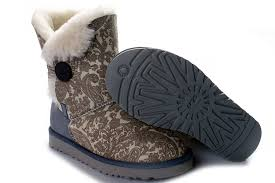 zwarte ugg sale ugg slippers ansley gray ugg grey printed bailey button