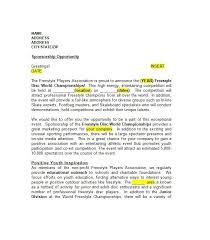 41 free sponsorship letter u0026 sponsorship proposal templates u2013 free