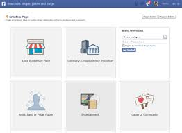 how to set up a facebook page for business social media examiner