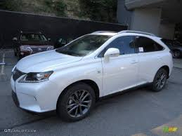 white lexus lexus rx 350 2014 white wallpaper 1024x768 37187