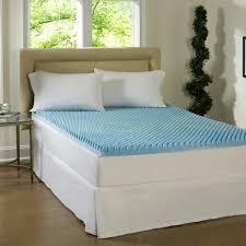 Full Size Memory Foam Mattress Topper Bedroom Leather Comformtable Sofa White Grey Striped Pillow Black