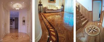borders and medallions hardwood floors manhattan tribeca