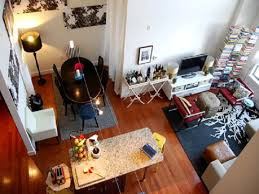 Living In A Studio Apartment by Setting Up A Studio Apartment Plush 19 Living Room And Bedroom