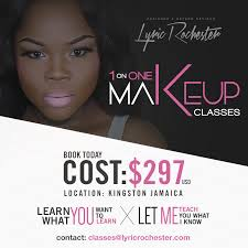 hair and makeup classes one on one makeup classes