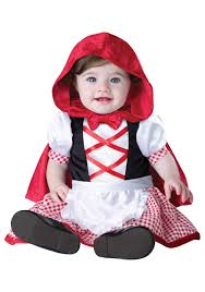 18 Month Halloween Costumes Boys Infant Toddler Red Riding Hood Costume