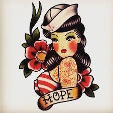 pin up tattoos entertainmentmesh