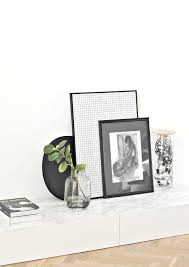 ikea cabinet hack minimal living room tv u0026 storage unit diy