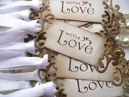 vintage wedding favors wedding favor tags with tags vintage wedding decor