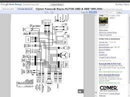 Atv Solenoid Wiring Diagram Wiring Diagram Bayou 300 1987 Page 4 Atvconnection Com Atv