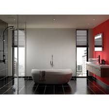 wickes cocoon freestanding bath white 1750mm