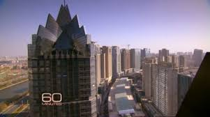 60 minutes u0027 china u0027s ghost cities business insider