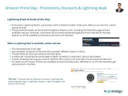 will amazon have lightening deals for black friday how to optimize your sponsored products strategy for amazon prime day u2026