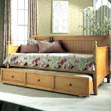 Modern Daybed With Trundle Small Daybed With Trundle Evisu Info