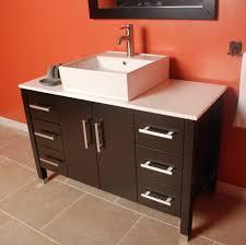 48 Single Sink Bathroom Vanity by Bathroom Enticing 48 Inch Bathroom Vanity For Bathroom