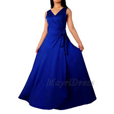 royal blue dress royal blue prom dress formal gown maxi dress women plus sizes