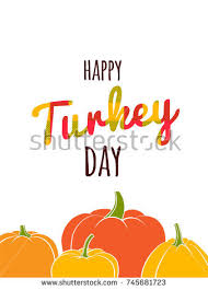 flat design style happy thanksgiving day stock vector 737040625