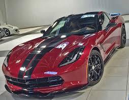 carbon fiber corvette c7 corvette stingray 2014 gm ground effects package w carbon