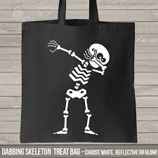 personalized halloween bag for kids trick or treat bag