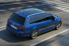 new ish vw golf r for 2017 fast golf gets a facelift by car magazine